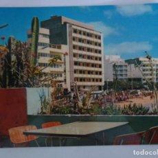Postales: POSTAL. LAS PALMAS DE GRAN CANARIA. PLAYA DE LAS CANTERAS. ED. DE CASA HAMBURGO. NO ESCRITA.. Lote 136740458