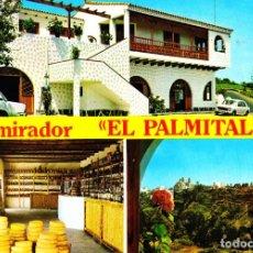 Postales: LAS PALMAS DE GRAN CANARIA -MIRADOR EL PALMITAL- (ED. ISLA Nº 6339) SIN CIRCULAR / P-5127. Lote 136742358