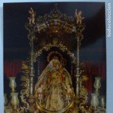 Postales: POSTAL. TEROR. GRAN CANARIA. IMAGEN DE NTRA. SRA. LA VIRGEN DEL PINO. PATRONA DE GRAN CANARIA.. Lote 136742530