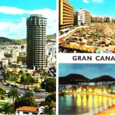 Postales: LAS PALMAS DE GRAN CANARIA - (JOHN HINDE Nº 2 CT 138) SIN CIRCULAR / P-5127. Lote 136742618