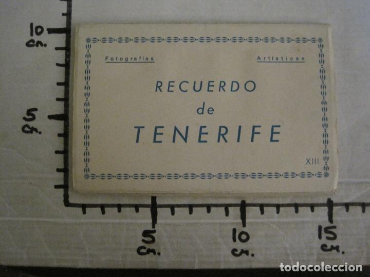 Postales: TENERIFE - BLOC DE 10 POSTALES - SANTA CRUZ, LA LAGUNA & TENERIFE - EDICIONES ARRIBAS - (53.504) - Foto 15 - 136861454