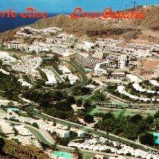 Postales: PUERTO RICO - GRAN CANARIA -VISTA PARCIAL- (PAGSA Nº 221) SIN CIRCULAR / P-5310. Lote 137648998