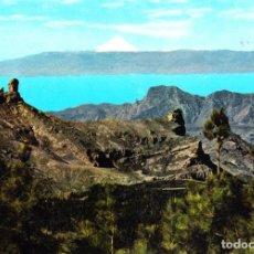 Postales: GRAN CANARIA -EL ROQUE NUBLO Y ... LEER.....- (EDICIONES RO-FOTO Nº 584) SIN CIRCULAR / P-5313. Lote 137650078