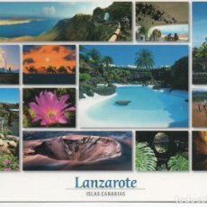 Postales: POSTAL DE LANZAROTE. Lote 138071478
