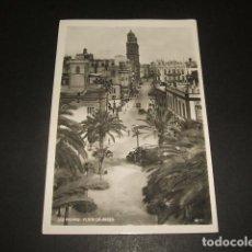 Postales: LAS PALMAS DE GRAN CANARIA PLAZA CAIRASCO. Lote 138800642
