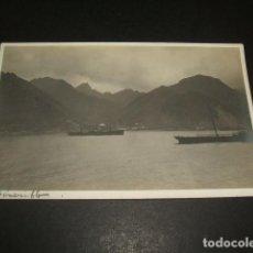 Postales: TENERIFE POSTAL FOTOGRAFICA HACIA 1905-1906 VISTA DESDE BARCO. Lote 138800902