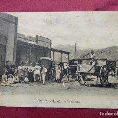 Postales: ANTIGUA POSTAL . TENERIFE. PARADOR DE LA CUESTA. NOBREGAS ENGLISH BAZAR. Nº 20. Lote 138892938