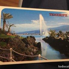 Postales: POSTAL TENERIFE. Lote 139212756