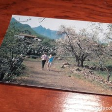 Postales: GRAN CANARIA VALSEQUILLO PAISAJE. Lote 139315146