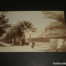 Postales: TENERIFE POSTAL FOTOGRAFICA VICENTE CARTAYA FOTOGRAFO SELLO EN TINTA. Lote 139331522