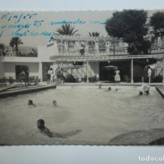 Postales: POSTAL. 62. LAS PALMAS DE GRAN CANARIA. PISCINA DEL GRAN HOTEL SANTA CATALINA.. Lote 139384714