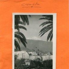 Cartes Postales: SANTA CRUZ DE TENERIFE -- NO CIRCULADA --- ( NOV2018-3 ). Lote 139649958