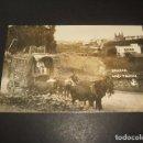 Postales: ARUCAS LAS PALMAS DE GRAN CANARIA CARRO Y VISTA POSTAL FOTOGRAFICA. Lote 140028906