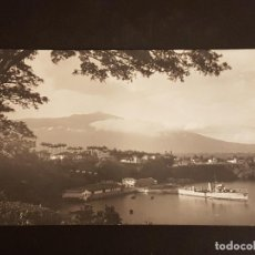 Postales: TENERIFE POSTAL FOTOGRAFICA ASPECTO DE LA ISLA CRUCERO DE GUERRA ARMADA. Lote 140658446