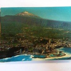 Postales: BJS.PUERTO DE LA CRUZ.CANARIAS.CIRCULADA.EURO AFRICANA.. Lote 141278410