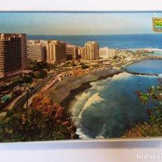 Postales: BJS.PUERTO DE LA CRUZ.CANARIAS.CIRCULADA.EDT ESCUDO DE ORO.N 88.. Lote 141279334