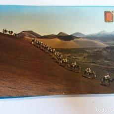 Postales: BJS.CARAVANA A LA MONTAÑA.CANARIAS.ESCRITA.EDT ESCUDO DE ORO.N 277.. Lote 141282286