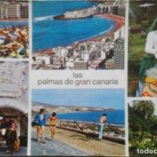 Postales: POSTAL LAS PALMAS DE GRAN CANARIA. Lote 141775050