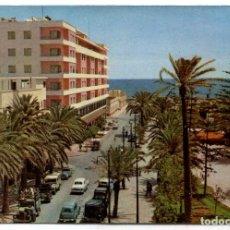 Postais: TARJETA POSTAL - LAS PALMAS DE GRAN CANARIA / HOTEL PARQUE Y PARQUE SAN TELMO. Lote 142141350