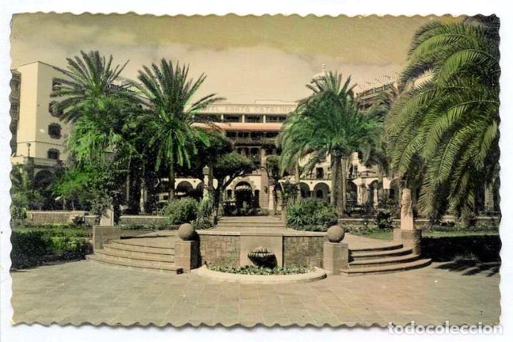 TARJETA POSTAL FOTOGRAFICA - LAS PALMAS DE GRAN CANARIA / GRAN HOTEL SANTA CATALINA (Postales - España - Canarias Moderna (desde 1940))