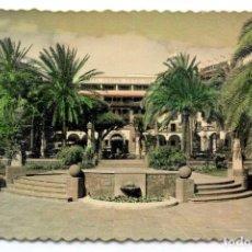 Postales: TARJETA POSTAL FOTOGRAFICA - LAS PALMAS DE GRAN CANARIA / GRAN HOTEL SANTA CATALINA. Lote 142524822