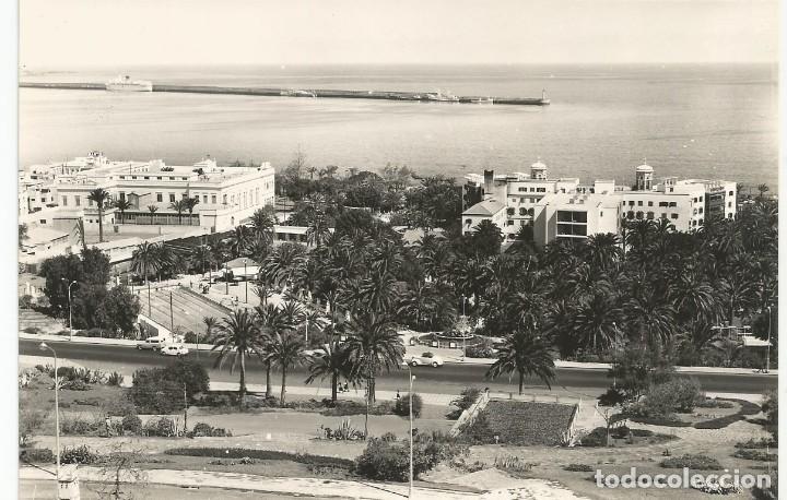 LAS PALMAS - CIUDAD JARDÍN. VISTA PARCIAL - Nº 1164 ED. ARRIBAS (Postales - España - Canarias Moderna (desde 1940))