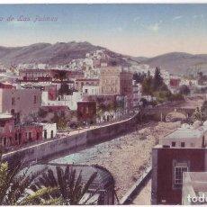 Postales: LAS PALMAS DE GRAN CANARIA: BARRANCO DE LAS PALMAS. RODRIGUES BROS. NO CIRCULADA (AÑOS 10). Lote 142886598