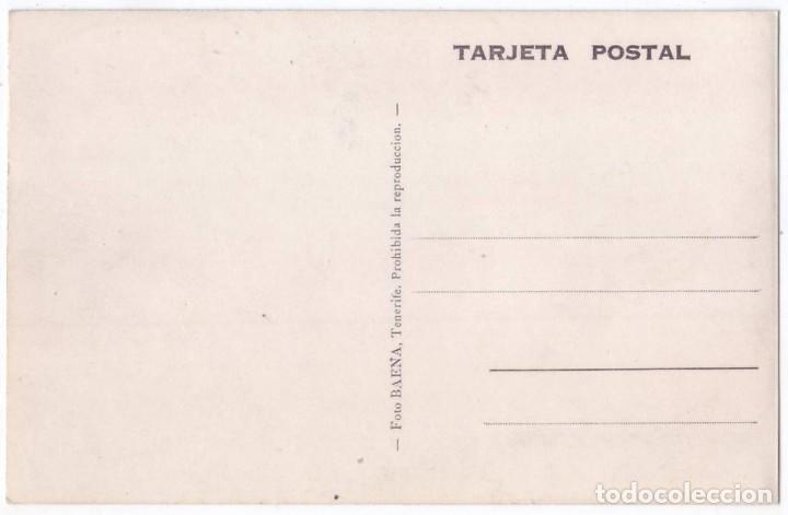Postales: Las Palmas de Gran Canaria: Puerto de La Luz. Foto F. Baena. No circulada (Años 20 - 30) - Foto 2 - 142903522