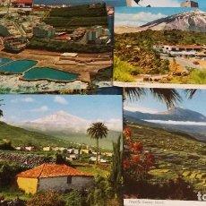 Postales: 11 ANTIGUAS POSTALES ISLA DE TENERIFE. Lote 142997082