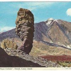 Postales: EL TEIDE AND ROQUE CINCHADO- TENERIFE - CANARY ISLANDS. Lote 143049798