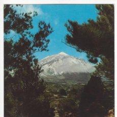 Postales: 109 - TENERIFE .- EL TEIDE. Lote 143051322