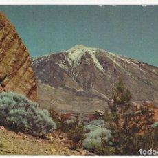 Postales: III - TENERIFE .- EL TEIDE. Lote 143052130
