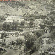 Postales: AGAETE - CANARIAS - HOTEL GUAYARMINO Y BALNEARIO. Lote 143100330