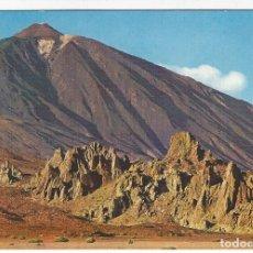 Postales: 77 - SANTA CRUZ DE TENERIFE .- VALLE DE UCANCA Y PICO DEL TEIDE. Lote 143168534