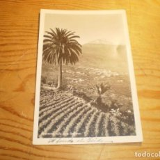 Postales: ANTIGUA POSTAL TENERIFE VALLE DE LA OROTAVA CIRCULADA. Lote 143201530