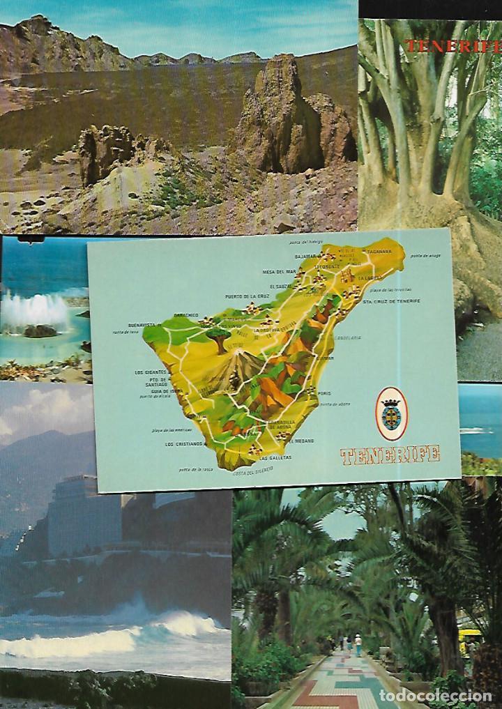 90 POSTALES * ISLA DE TENERIFE * ( LOTE Nº 342) (Postales - España - Canarias Moderna (desde 1940))