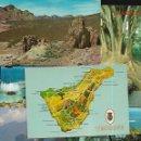 Postales: 90 POSTALES * ISLA DE TENERIFE * ( LOTE Nº 342). Lote 144120298
