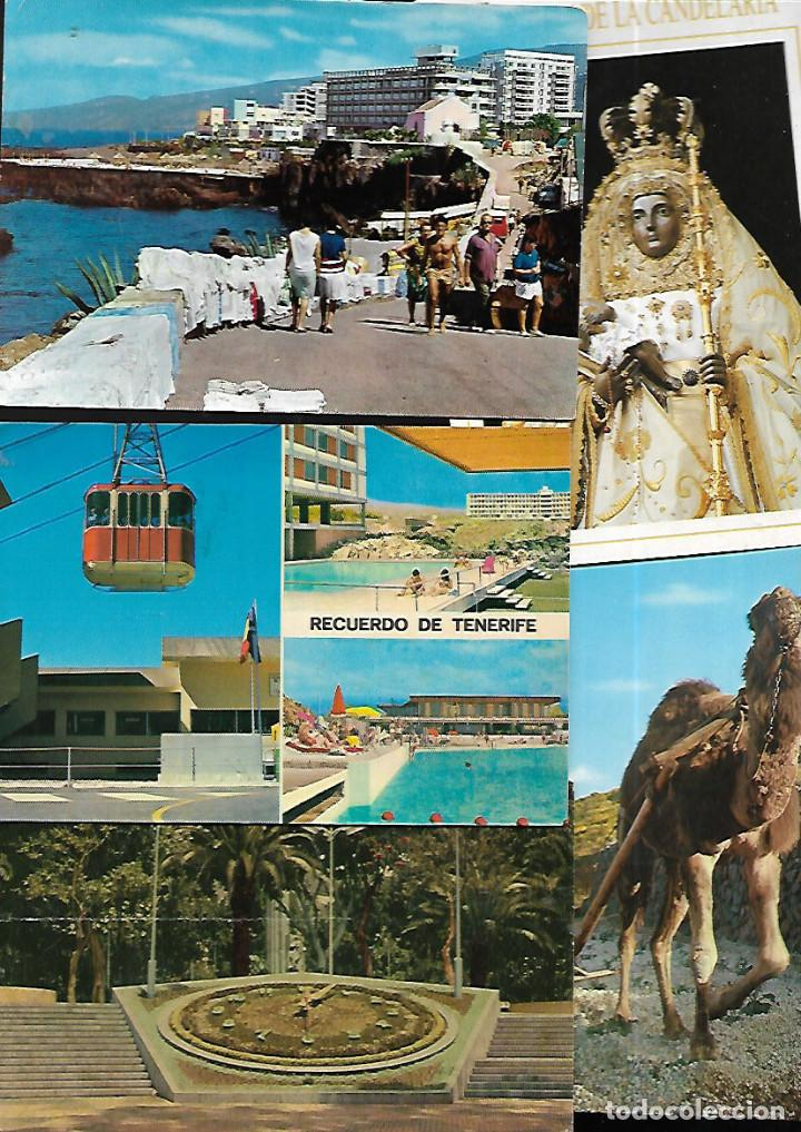 Postales: 90 POSTALES * ISLA DE TENERIFE * ( LOTE Nº 342) - Foto 2 - 144120298