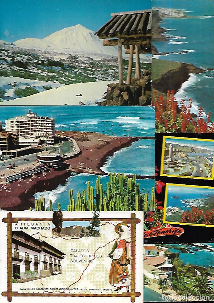 Postales: 90 POSTALES * ISLA DE TENERIFE * ( LOTE Nº 342) - Foto 3 - 144120298