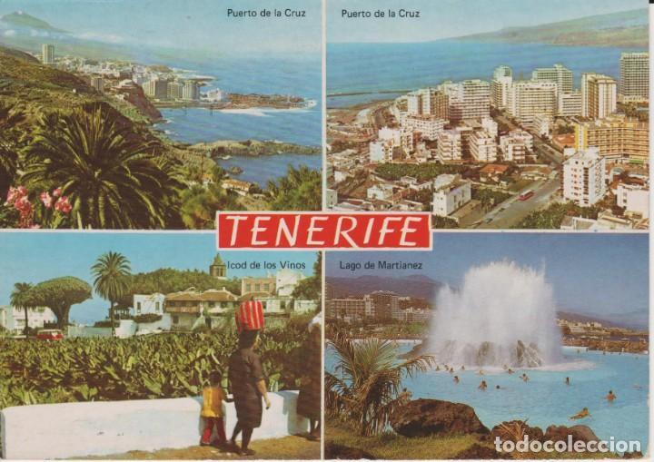 () TENERIFE. (Postales - España - Canarias Moderna (desde 1940))