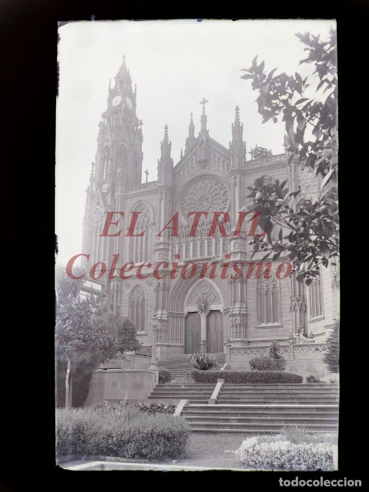 15 CLICHES ORIGINALES - ARUCAS, LAS PALMAS - NEGATIVOS EN CRISTAL Y CELULOIDE - EDICIONES ARRIBAS (Postales - España - Canarias Antigua (hasta 1939))