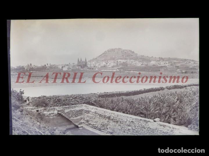 Postales: 15 CLICHES ORIGINALES - ARUCAS, LAS PALMAS - NEGATIVOS EN CRISTAL Y CELULOIDE - EDICIONES ARRIBAS - Foto 5 - 145620406