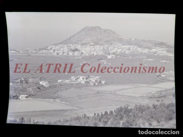 Postales: 15 CLICHES ORIGINALES - ARUCAS, LAS PALMAS - NEGATIVOS EN CRISTAL Y CELULOIDE - EDICIONES ARRIBAS - Foto 9 - 145620406