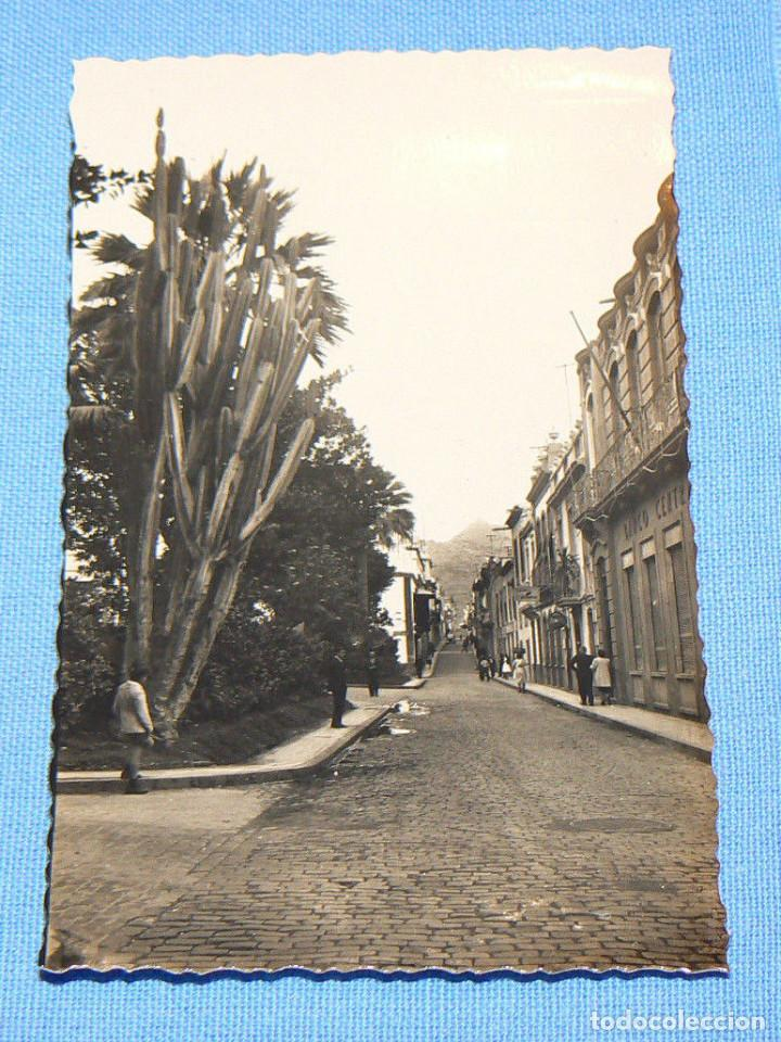 POSTAL DE SANTA CRUZ DE TENERIFE CALLE SAN FRANCISCO ED. ARRIBAS Nº 28 (Postales - España - Canarias Antigua (hasta 1939))