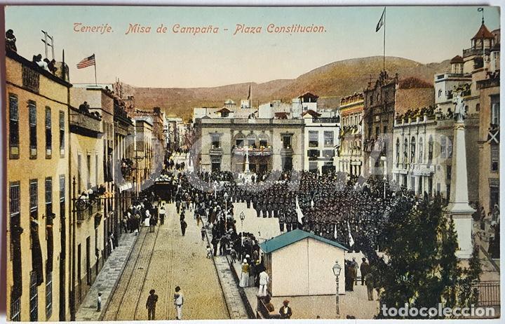 Postales: 12 POSTALES ANTIGUAS DE TENERIFE. VARIOS EDITORES. NUEVAS. SIN USO. - Foto 3 - 146294606