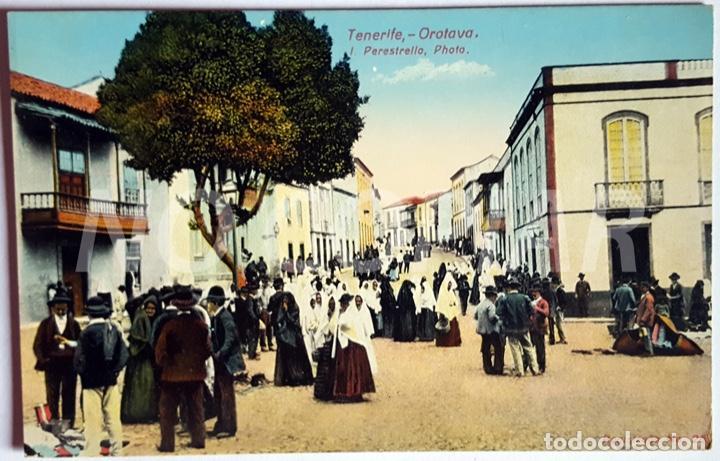 Postales: 12 POSTALES ANTIGUAS DE TENERIFE. VARIOS EDITORES. NUEVAS. SIN USO. - Foto 12 - 146294606