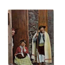 Postales: TENERIFE.(CANARIAS).- LA LAGUNA. GRUPO DE CAMPESINOS. Lote 147312518