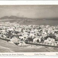 Postales: LAS PALMAS DE GRAN CANARIA - VISTA PARCIAL - Nº 137 ED. ARRIBAS. Lote 147515106