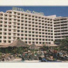 Postales: (176) TENERIFE. PLAYA DE LAS AMERICAS. HOTEL LAS PALMERAS. Lote 147639502