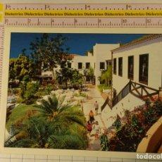 Postales: POSTAL DE LA ISLA DE LA GOMERA. AÑO 2003. PLAYA SANTIAGO, HOTEL JARDÍN TECINA. 1330. Lote 148093506